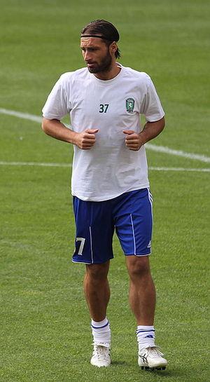 Đorđe Jokić - Jokić warming up with Tom in 2010