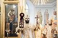 Архиепископ Анадырский и Чукотский Матфей в академическом храме апостола и евангелиста Иоанна Богослова.jpg