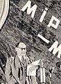 Беларуская рэспубліканская канферэнцыя прыхільнікаў міру. Якуб Колас.jpg