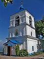 Білгород-Дністровський.Церква Іоанна Предтечі (грецька).Фасад.JPG