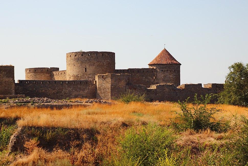 Білгород-Дністровський 2016 (10) Генуезький замок