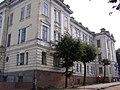 Владимирская обл., Владимир, Подбельского улица, 2, почтамт. Вид с улицы.jpg