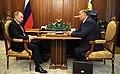 Владимир Путин и Алишер Усманов. 2015-2.jpg