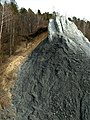 Геологическое обнажение в устье р. Басандайки.jpg