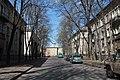Кирха в Гатчине. Вид с улицы Киргетова..JPG
