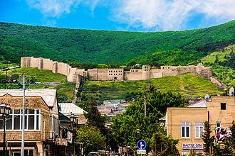 Derbent - Sassanid Fortress Naryn-Kala (Derbent).