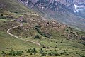 Лезгор, Осетия, Вид на село Лезгор.jpg