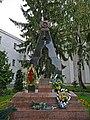 Луцьк - Вул. Кафедральна, 6 (Пам'ятник жертвам розстрілу в'язнів Луцької тюрми) P1080040.JPG