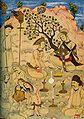 Ночной пикник. 1620-25 Брит.муз..jpg