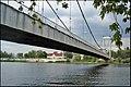 Пенза. Вантовый пешеходный мост - panoramio.jpg