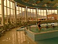 Пос. Иноземцево. Вид на Бештау из бассейна Аква-Терм - 05-03-2008г. - panoramio.jpg