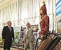 Презентация Сакского воина президенту РК.JPG