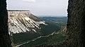 Рогожкин. Пещерный город Чуфут-Кале, Бахчисарай. Вид из окна.jpg