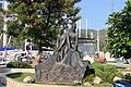 Скульптура Рыбаки. Marmaris. Mugla. Turkey. Июнь 2015 - panoramio.jpg