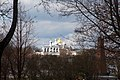 Софийский собор в Великом Новгороде ранней весной.jpg