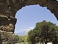 Турция, Кемер, Фазелис, вид на гору Тахталы.jpg