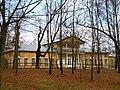 Усадьба Лазаревых (Фряново). Южный фасад.JPG