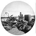 Фотопленки Поля Надара (1890). Пароход Баку — Узун-Ада. 6. Пассажиры 3-го класса.jpg