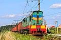 ЧМЭ3-1361, Украина, Львовская область, перегон Коропуж - Рудки (Trainpix 155166).jpg