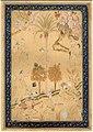 Школа Мухаммади. Пикник в горах. 1570е Брит. муз..jpg