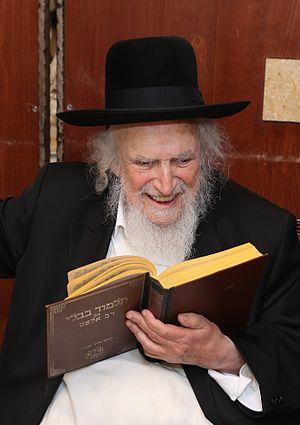 Shmuel Auerbach - Auerbach in 2013