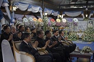 Thai funeral