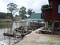 บริเวรหน้าที่ทำการผู้ใหญ่บ้าน หมู่ 7 ต.บ้านโพ อ. บางปะอิน จ.พระนครศรีอยุธยา - panoramio (1).jpg