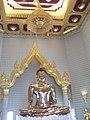 พระพุทธมหาสุวรรณปฏิมากร วัดไตรมิตร Golden Buddha of Wat Traimit (1).jpg