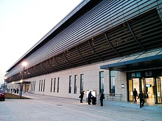 Nanzhan station