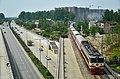 武青路跨线桥金辉路下穿-K145 - panoramio.jpg