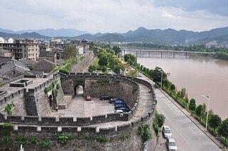 Jiao River (Zhejiang)