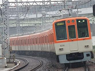 Hanshin Electric Railway - Image: 阪神8000系タイプ2RN車