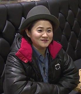 Kim Shin-young South Korean comedian