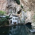 -Tekija. The dervish house at the Buna spring. -bosnia -bosna -waterscape (36999560861).jpg