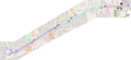 000 Bahnhofstraße-Ströbitz map and signalling.png