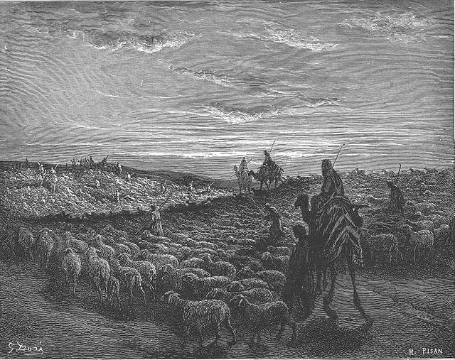 011.Abraham Goes to the Land of Canaan