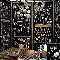02014 Jahrmarkt in Sanok - Geschmiedeten Schmuck.JPG