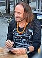 02015 Stan Borys bei dem Sommer mit Kultur in Bielitz, Bielsko-Biała 0419.JPG