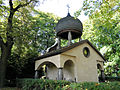 041012 Burial chapel of Guzowaty Family at the Orthodox cemetery Wola - 04.jpg