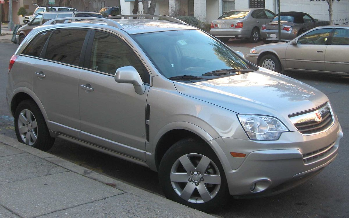 2005 saturn vue manual pdf