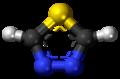1,3,4-Thiadiazole 3D ball.png