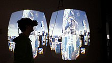 Immersion (virtual reality) - Wikipedia