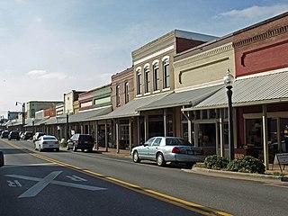 Hartselle, Alabama City in Alabama, United States
