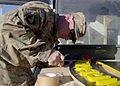 101ST Airborne Division soldiers paint logo 121206-A-VA638-003.jpg