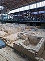103 Mercat del Born, excavacions arqueològiques de la Ribera.JPG
