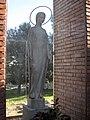 10 Monument a les víctimes de la riuada, escultura de Ferran Bach Esteve.jpg