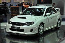 Facelift Subaru Wrx Sti Europe