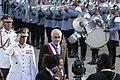11 Marzo 2018, Ministra Cecilia Perez participa en la llegada del Prdte. Sebastian Piñera a La Moneda. (38945959400).jpg
