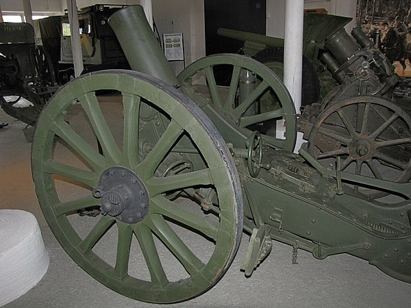 120 mm howitzer Model 1901 - Wikiwand