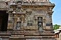 12th century Airavatesvara Temple at Darasuram, dedicated to Shiva, built by the Chola king Rajaraja II Tamil Nadu India (25).jpg